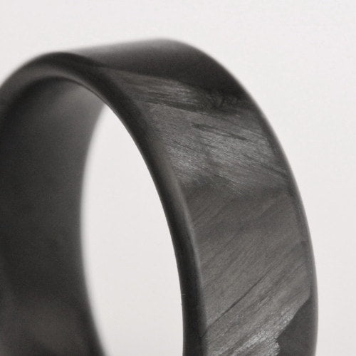 Filament Roundy Carbon Fiber Ring - Locabuy - 2