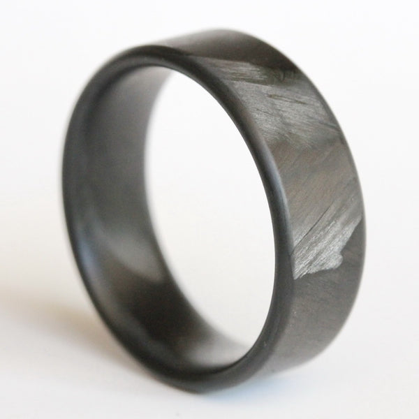 Filament Roundy Carbon Fiber Ring - Locabuy - 3