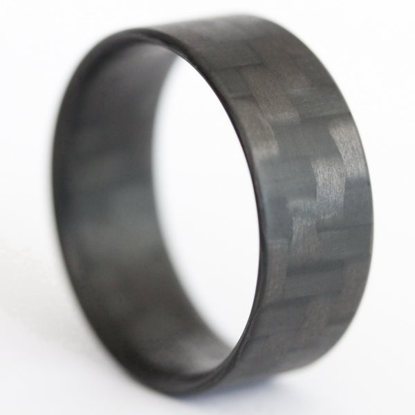 Twill Ultralight Carbon Fiber Ring - Locabuy - 3