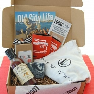 Saint Augustine Local Guy Gift Box - Locabuy