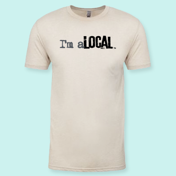 Saint Augustine I'm A Local T-Shirt - Locabuy - LOCAL LIFE - ST AUGUSTINE - 1