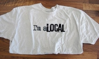 Saint Augustine I'm A Local T-Shirt - Locabuy - LOCAL LIFE - ST AUGUSTINE - 2