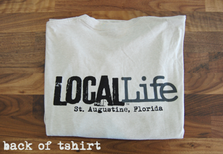 Saint Augustine I'm A Local T-Shirt - Locabuy - LOCAL LIFE - ST AUGUSTINE - 3