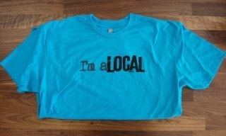 Saint Augustine I'm A Local T-Shirt - Locabuy - LOCAL LIFE - ST AUGUSTINE - 4