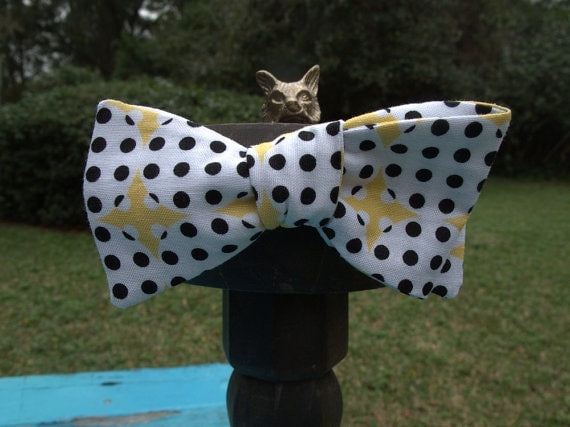 Men's Bow Tie Freestyle - Locabuy - MOCHI AND BELLA - 1