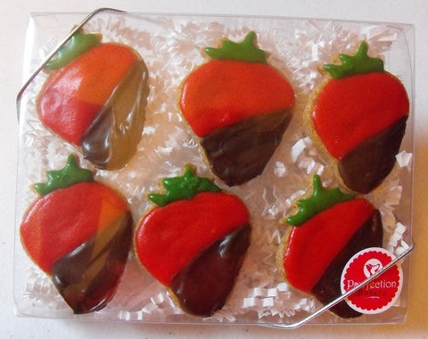 Carob Covered Strawberries Gift Set - Locabuy - PAWFECTION BAKERY