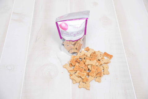 Apple Pie Dog Treats - 8oz Bag