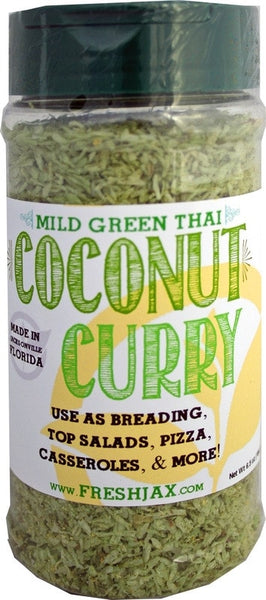 Mild Green Thai Coconut Curry