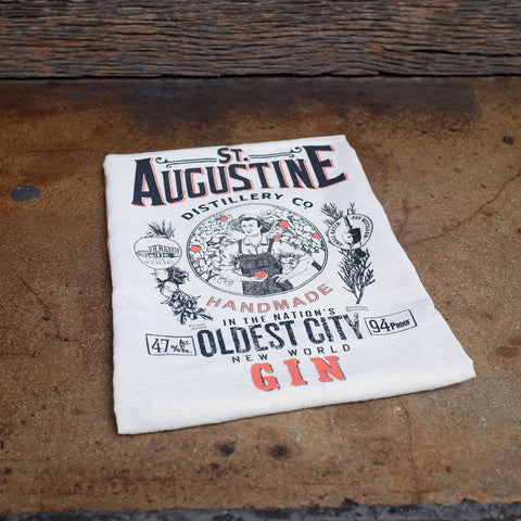 New World Gin Dish Towel - Locabuy - St. Augustine Distillery