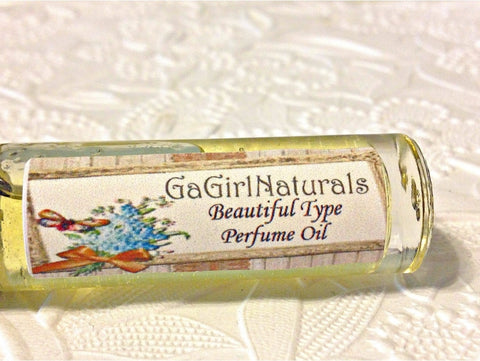Beautiful Type Perfume Roll On - Locabuy - GaGirlNaturals - 1