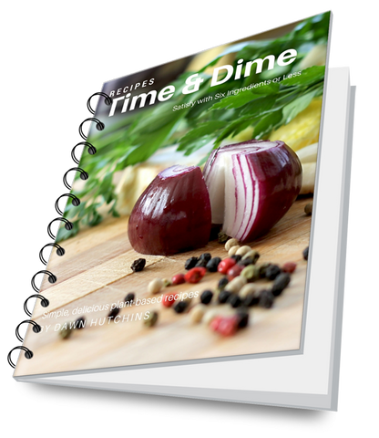 Time & Dine Saving Plan w/ Bonus 6 Ingredient or Less Cookbook - Digital Download - Locabuy - Cooking & Wellness With Dawn - 1