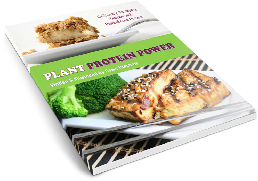 Plant Protein Power Cookbook - Digital - Locabuy - Cooking & Wellness With Dawn - 1