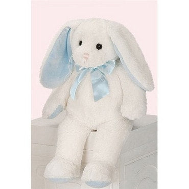 Personalized White Bunny for Girls - Locabuy - Baby Gift Idea - 3