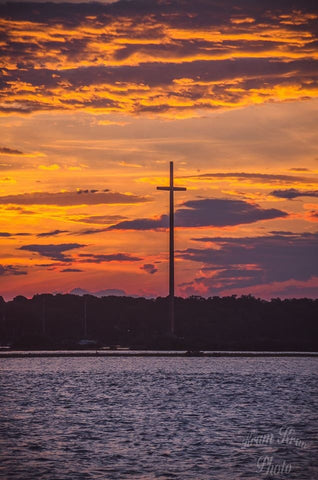 At the Cross, at the Cross where I first saw the Light - Locabuy - Kram Kran Photography