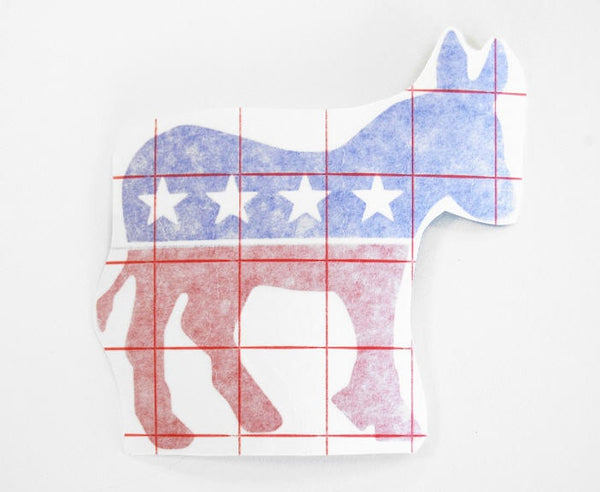 Democrat & Republican Decals - Locabuy - Foxtrot Creative Studio - 2
