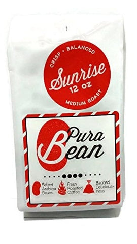 A Crisp and Balanced Cup of Coffee! Perfect for Breakfast or Iced Coffee - Locabuy - Pura Bean Coffee Company