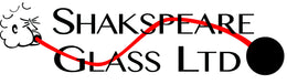 SHAKSPEARE GLASS
