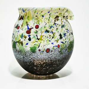Winter Hedgerow Clutch Jug