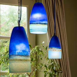 Landscape Light Shades - SHAKSPEARE GLASS