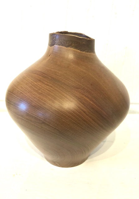 Paul Boak Cherry Wood Hollow Form
