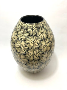 Heidi Warr Angular Rhythms - SHAKSPEARE GLASS