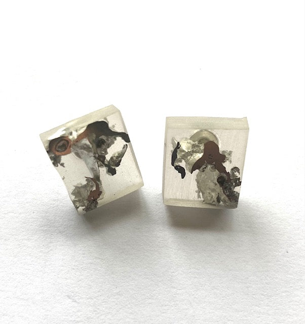 Makers Sale Amy Leigh Stud Earrings