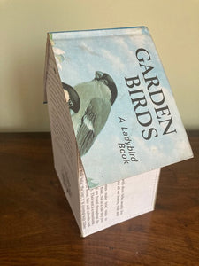 Makers Sale Jennifer Collier Vintage Recycled Paper & Stitch Bird House