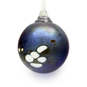 Lustre Rocks Bauble - SHAKSPEARE GLASS