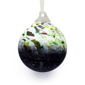 Winter Hedgerow Bauble - SHAKSPEARE GLASS