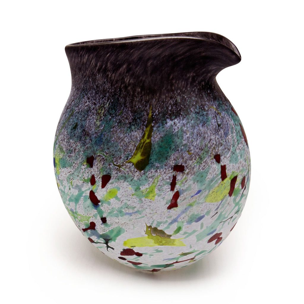 Winter Hedgerow Clutch Jug - SHAKSPEARE GLASS