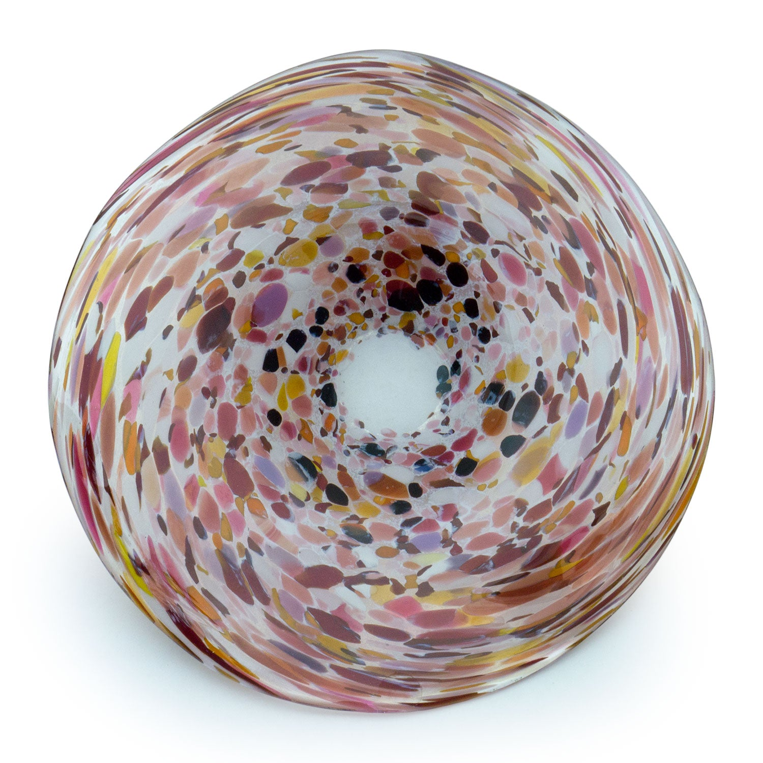 Confetti Crunch in 2 colourways & 3 shapes - SHAKSPEARE GLASS