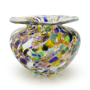 Confetti Crunch in 2 COLOURS & 3 SHAPES - SHAKSPEARE GLASS