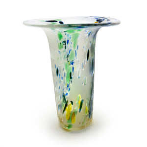 Seagrass Small Vase - SHAKSPEARE GLASS