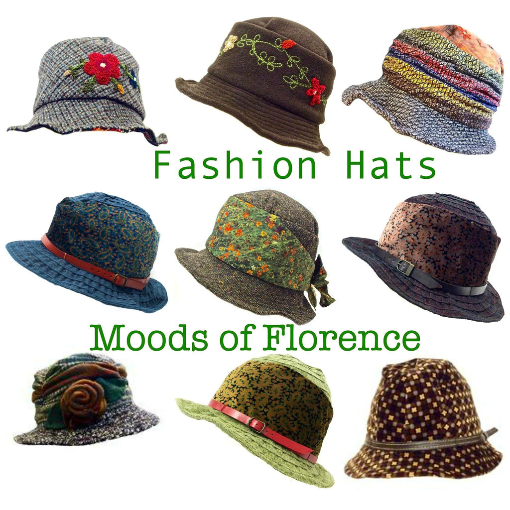7d325646256 FASHION HATS FROM GREVI – Moods Boutique