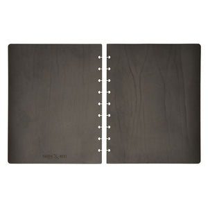 Extra Large Century Covers (Black) Premium Journal - Pacific and West