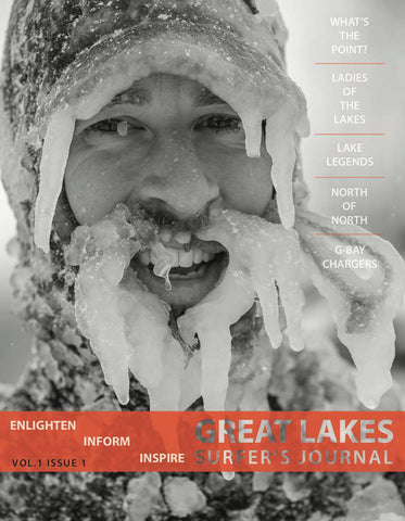 Great Lakes Surfer's Journal 1st Issue