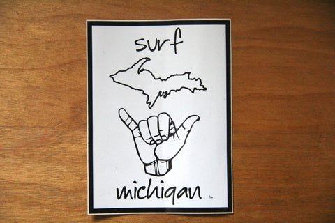 surf michigan