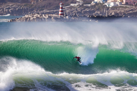 The Great Lake Escape (Peniche/Nazare, Portugal)