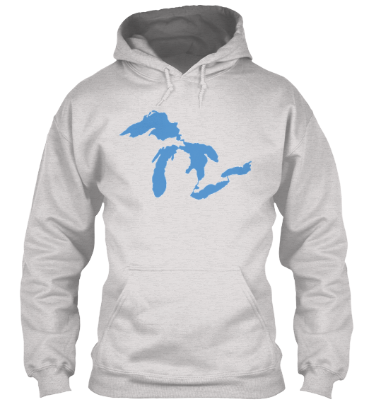 GREAT LAKES HOODIES