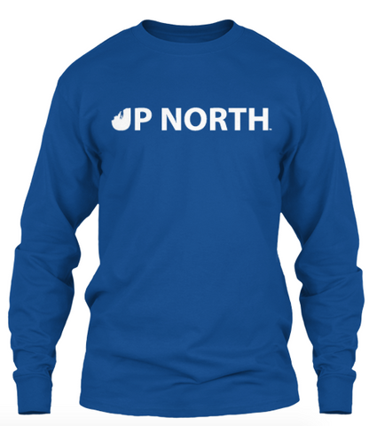 UP NORTH LONG SLEEVE UNISEX