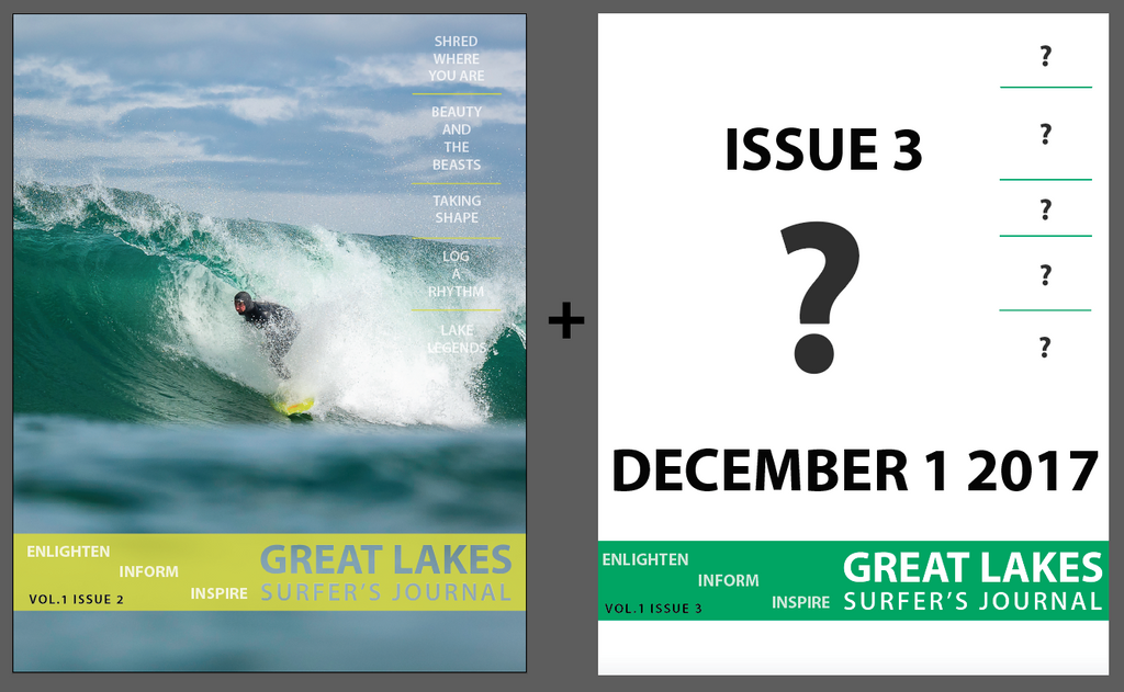 Great Lakes Surfer's Journal Issue 2 & 3