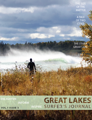 Great Lakes Surfer's Journal Issue # 3