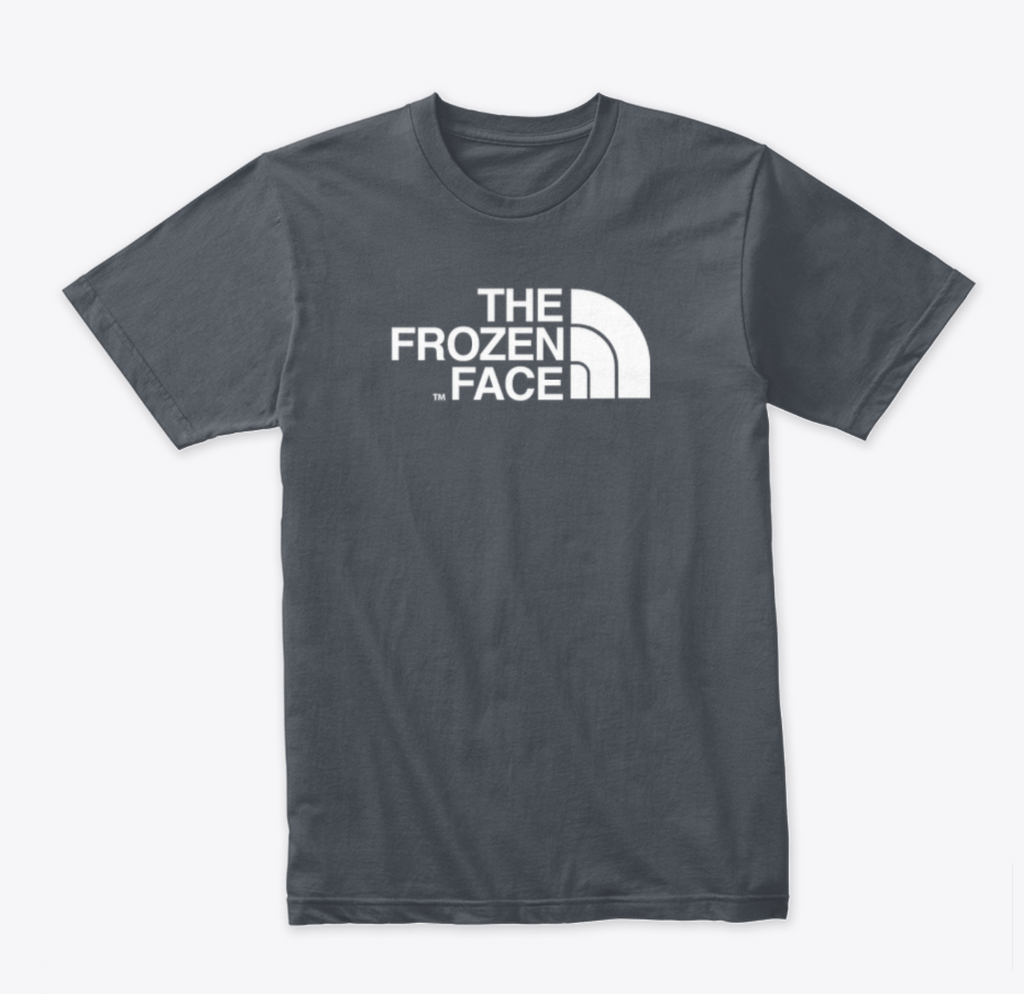 The Frozen Face T-shirt