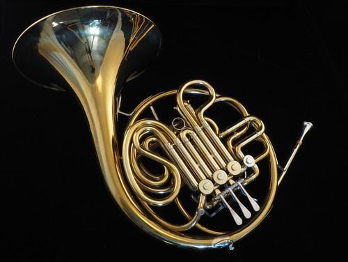Conn French Horn Conn 6D French Horn #2418