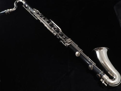 Vito Clarinet - Bass Vito Reso-Tone USA 7166 Bass Clarinet #2139