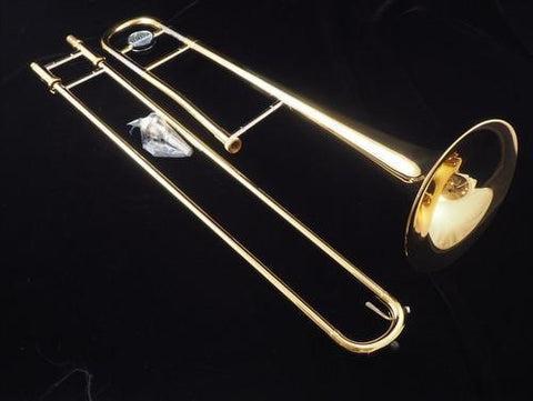Used trombones for sale gina 39 s flutes for Yamaha trombones for sale