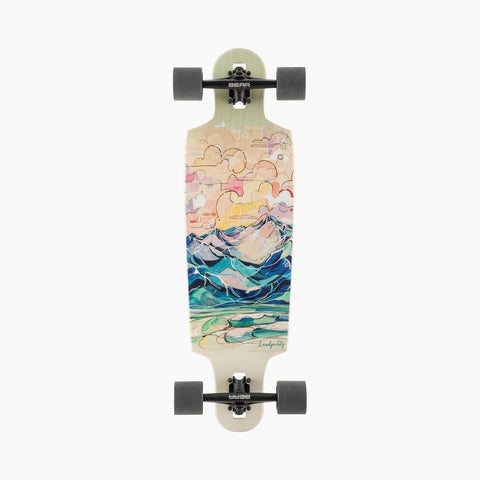 Landyachtz | Drop Cat 33 Vibes Complete (Wheels and Trucks May Vary)