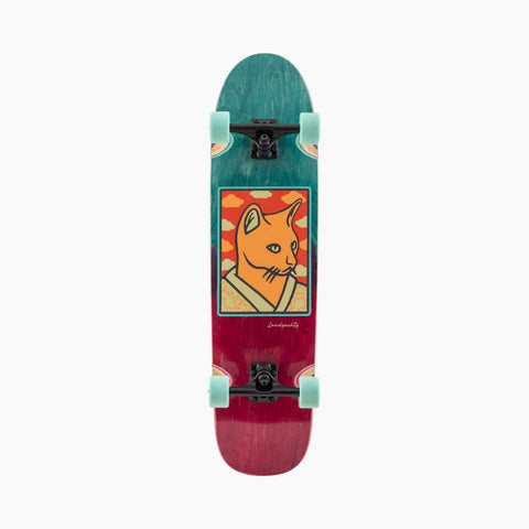 "Landyachtz | Rally Cat - Kimono Complete - 34.7"" (Wheels and Trucks May Vary)"