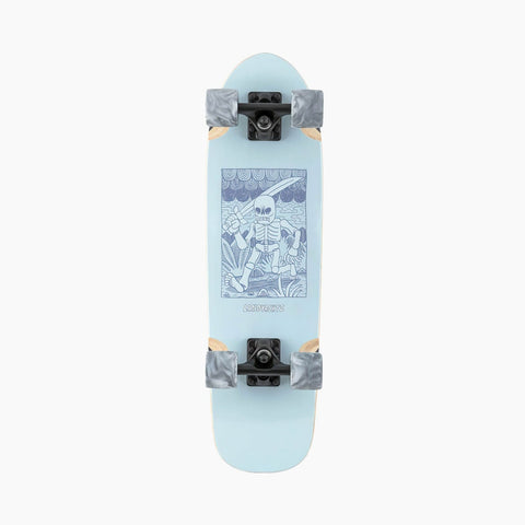 "Landyachtz | Dinghy Adventure Skeleton - 28.5"" x 8"" (Wheels and Trucks May Vary)"