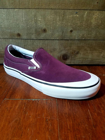 Vans | Slip On Pro - Raisin/White